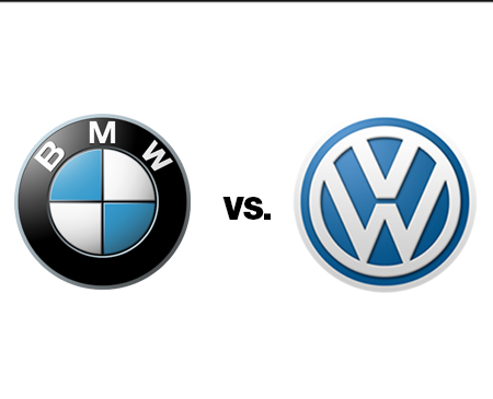 Vw Owned Brands >> Brand perception: VW vs. BMW? | Philosophy Communication